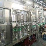 定制全自动液体灌装机 小型葡萄糖灌装生产线设备 矿泉水包装机