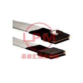 苏州汇成元供3M8F68-AAG105-0.430 SFF-8087mini SAS替代线缆组件