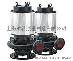 供应自动搅匀JYWQ型潜水排污泵