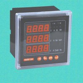 120*120方形多功能电力仪表