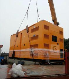 800kw玉柴靜音型柴油發電機組