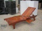 实木沙滩椅 躺椅 沙滩椅 经久耐用实用性高自然环保