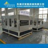 PVC合成樹脂瓦生產線 880型竹節瓦設備 仿古琉璃瓦機器