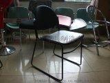 廣東廠家供應包皮加皮墊帶靠背辦公椅