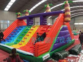山东莱芜儿童充气城堡厂家款式可定做充气蹦蹦床