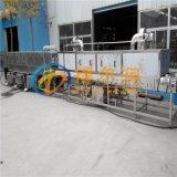 DR5清洗乾燥式食具筐清洗設備  三段水筐子清洗機