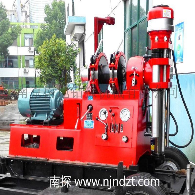 GXY-2B型岩心钻机,300米大口径岩心钻机