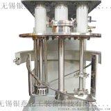 无锡银燕定制液压升降三轴分散搅拌机