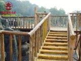 攀枝花水泥欄杆護欄廠家,實木仿木紋欄杆定製廠家