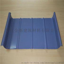 体育馆 65-430铝锰镁金属屋面板
