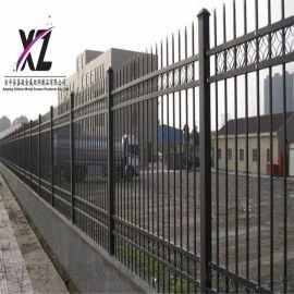 饭店围墙栏杆、松原饭店围墙护栏、栏杆院墙锌钢护栏