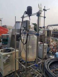 新到小型100升实验室专用二手玻璃反应釜