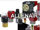 原装进口 广州市朝德机电 美国ALLENAIR 气缸、电磁阀245000369