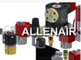 原裝進口 廣州市朝德機電 美國ALLENAIR 氣缸、電磁閥245000369