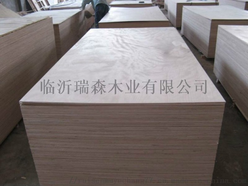 桃花芯 科技木 多层贴面胶合板家具板超平E1级