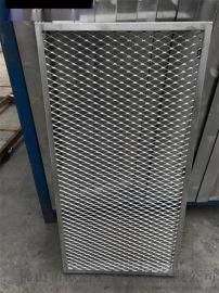 铝板网吊顶 拉伸网板天花材料生产商