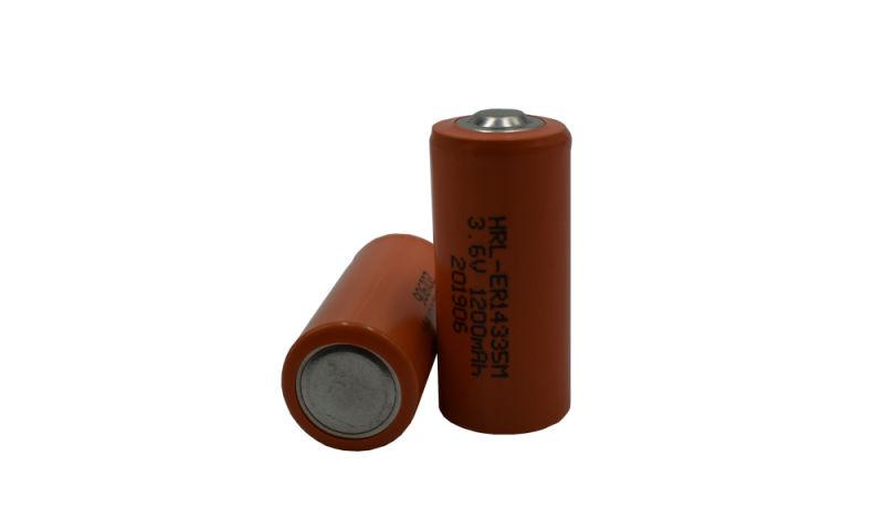ER14335M-1200mah3.6V电池工厂