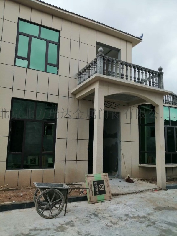 昌平自建房斷橋鋁門窗、家用鋁合金門窗多少錢一平米