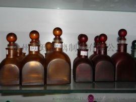 玻璃香薰瓶 精油瓶 玻璃瓶
