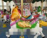 经典儿童游乐场设施豪华转马三和游乐厂家现货销售