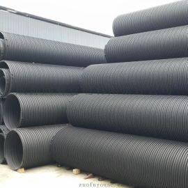 四川HDPE塑钢缠绕管工厂批发