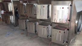 工业废气净化器设备低温等离子废气净化器烟雾处理器有机废气处理
