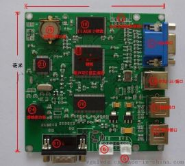 ARM工控主板,ARM板子,基于ARM芯片的嵌入式工控主板,ARM开发工控主板