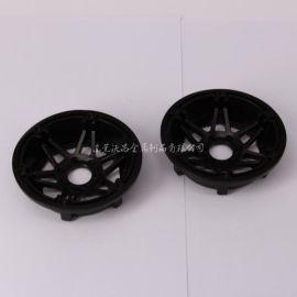 合金玩具车轮毂 锌合金高硬度轮毂 合金压铸加工