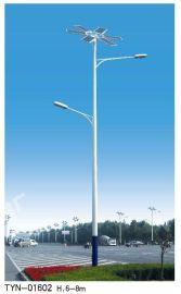 扬州杰耀路灯照明专业生产路灯杆,led,庭院灯杆,太阳能灯杆,5年质保,厂家批发