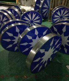 上海超薄灯箱-异形铝合金灯箱制作、圆形超大LED灯箱加工定制