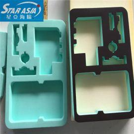 星亚直销EVA泡棉包装盒内衬 环保无异味海绵包装盒