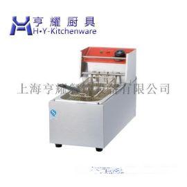 炸炉|油炸臭豆腐机|上海炸炉|双缸电炸炉|电热炸炉