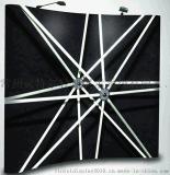 廠家直銷 拉網展架 彈簧拉網 展會背景 拉網展架定製