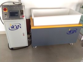 上海磁力抛光研磨机NF9808橱柜五金件自动化抛光机