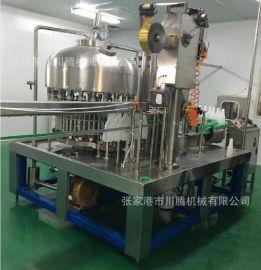全自动酸奶液体灌装机  益力多瓶液体灌装机