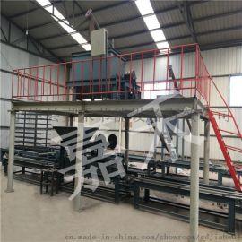 JH-14fs复合保温外模板设备厂家配方成型工艺