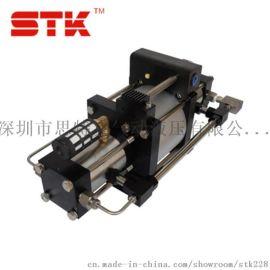 气压压力试验设备 微型气体增压泵 氮气弹簧充装设备 泵