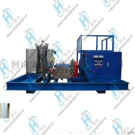 管道疏通机 超高压清洗机 煤矿液压支架除锈清洗机
