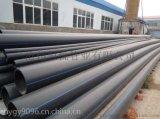 直銷PE給水管110原料管廠家