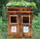 戶外街道環衛垃圾桶景觀綠化工程垃圾桶廠家