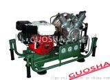 行業先鋒5mpa空氣壓縮機可靠型40公斤高壓空壓機