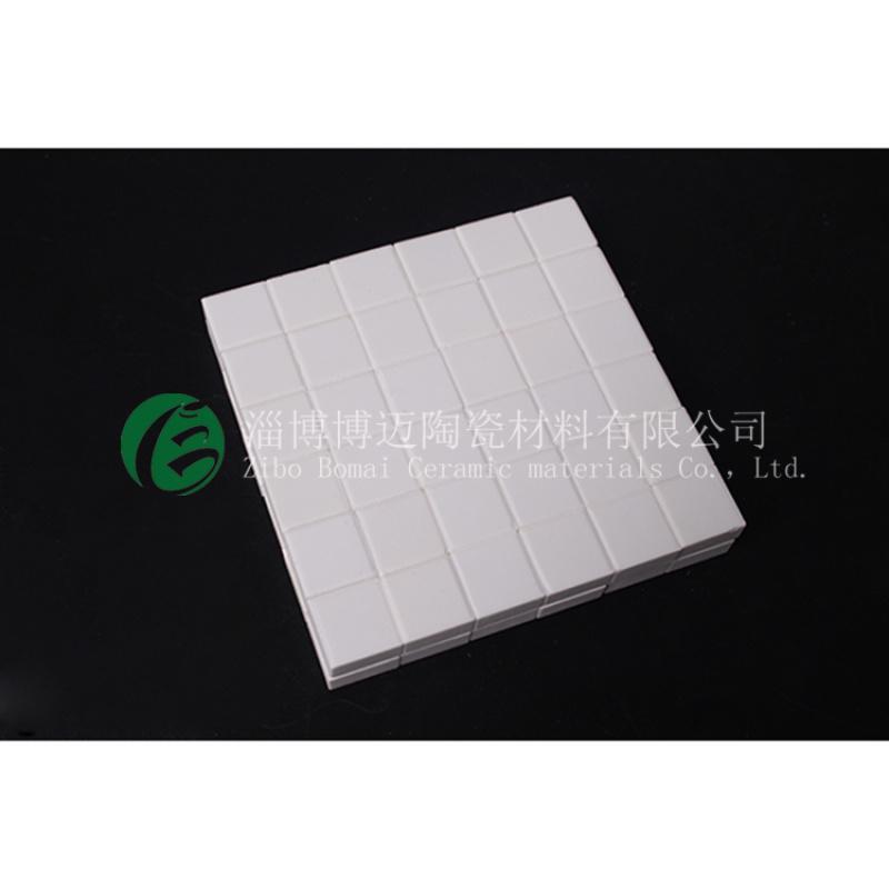 博迈耐磨陶瓷片厂家为您浅析耐磨陶瓷片应用范围