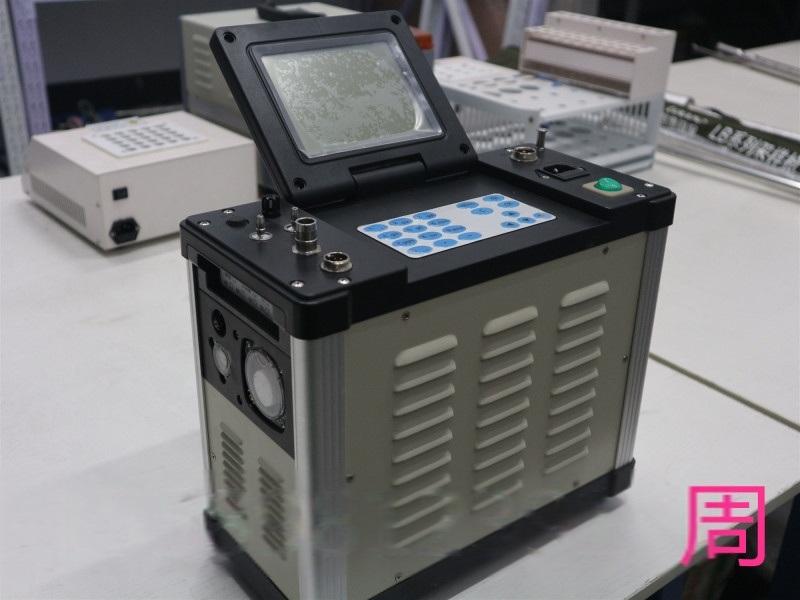 自动烟尘烟气测试仪LB-70C检测原理