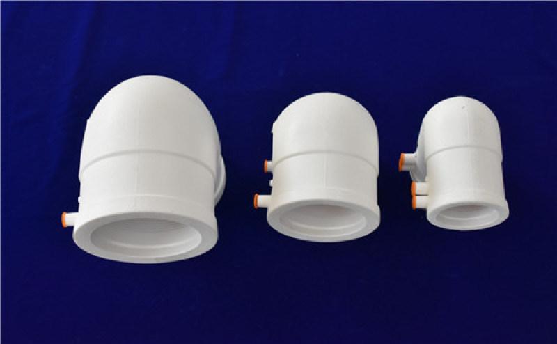陕西延安 PE-RT II型电熔管件 厂家直供