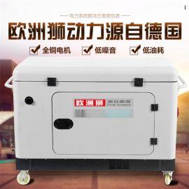 欧洲狮5kw小型静音柴油发电机组