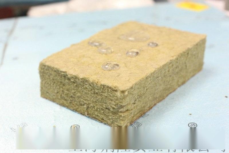 樱花憎水岩棉制品 外墙用岩棉