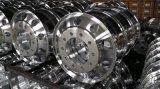 锻造挂车铝轮 锻造铝合金卡车轮圈