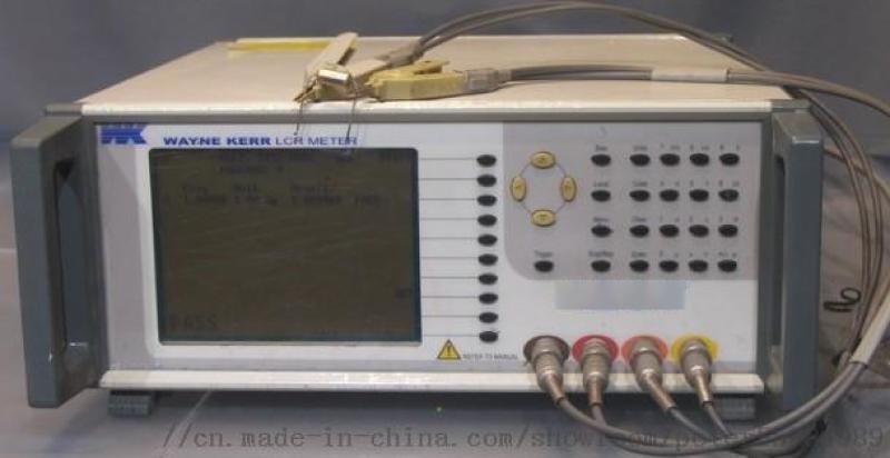 LCR測試儀 LCR數位電橋 WK4237