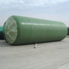 河南一体化玻璃钢化粪池隔油池专业制作