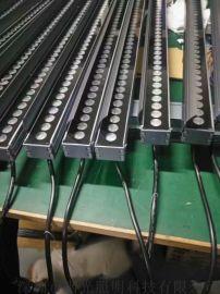 谐光LED线条灯DMX512控制RGBW24V